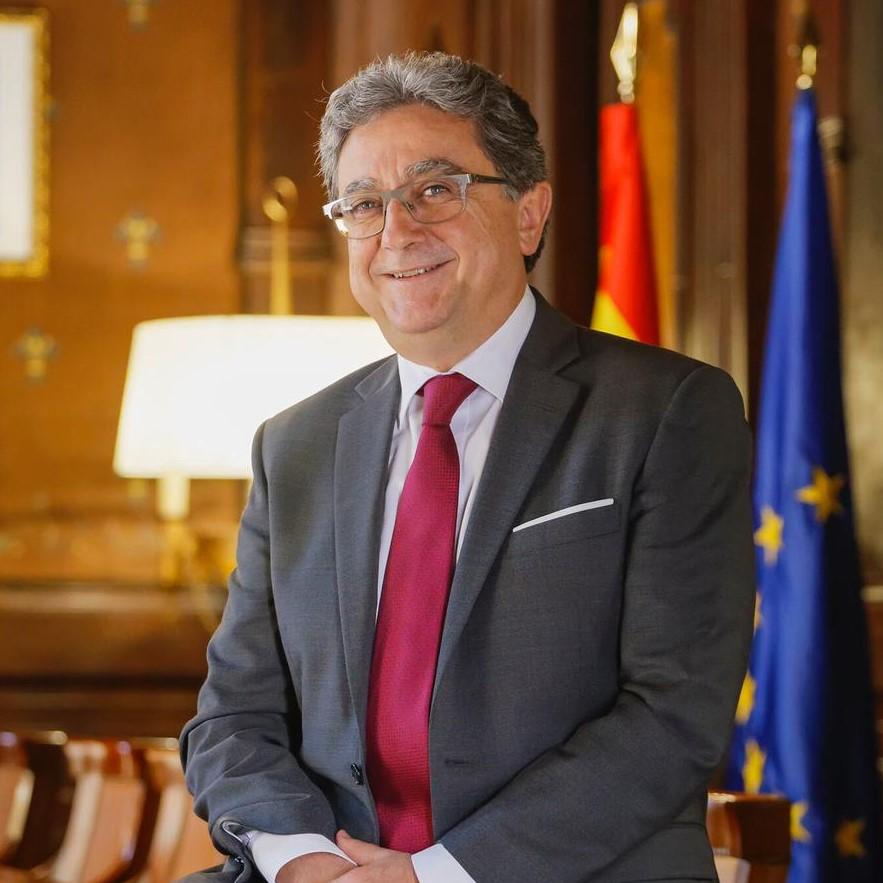 Enric Millo. Presidente del Partido Popular de Girona y Economista
