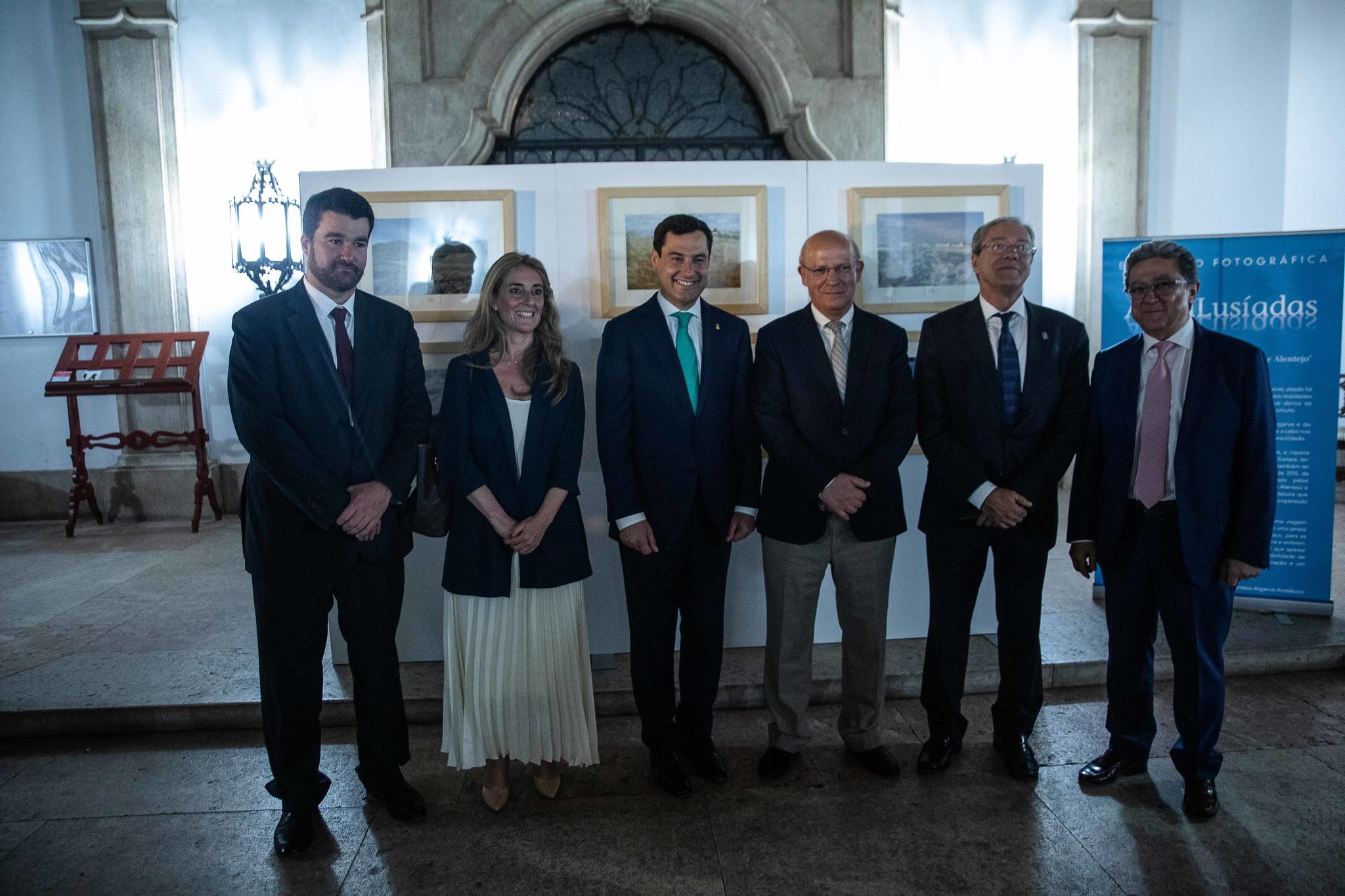 2019-05-30- Junta de Andalucía. Acto Consulado Portugal