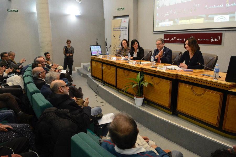 Clausura del 4º Foro Euro-Amazigh sobre la Diáspora Amazigh