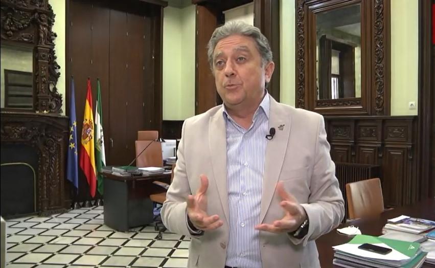 Empresa Exterior entrevista al Secretario General de Acción Exterior de la Junta de Andalucía, Enric Millo Rocher