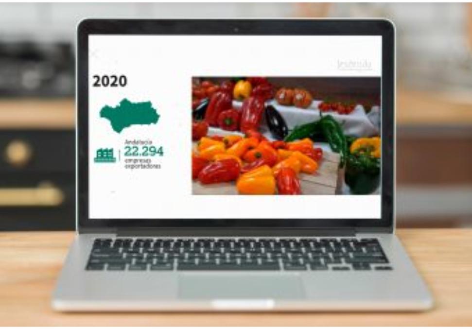 Andalucía alcanzó las 22.294 empresas exportadoras en 2020, su tercer mejor dato histórico a pesar de la pandemia.