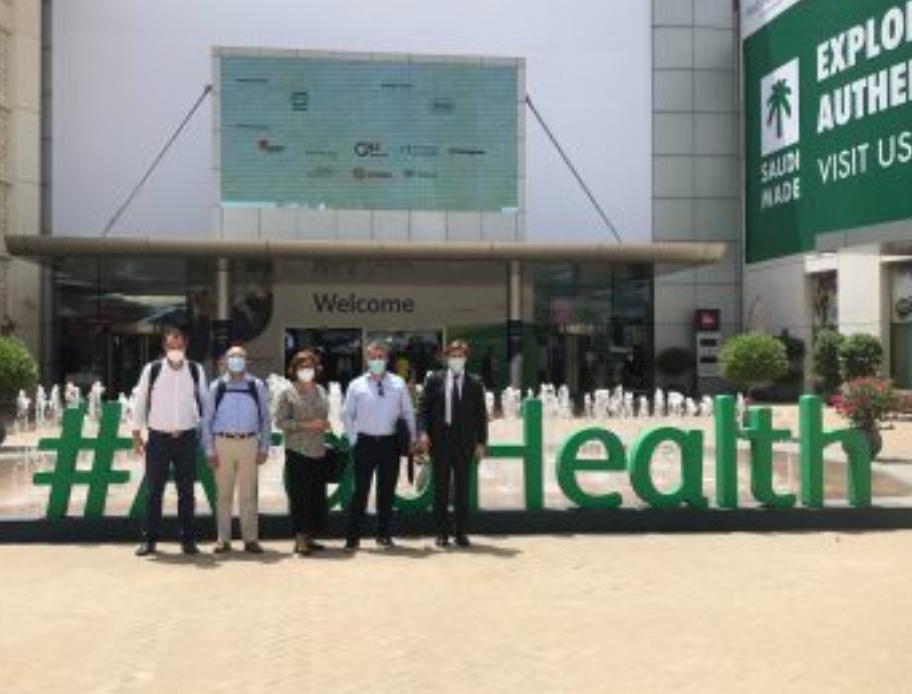 El sector sanitario andaluz se posiciona en Emiratos Árabes